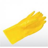 Перчатки латексные хозяйственные Eco-plus 01150