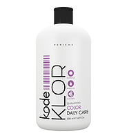 Periche Kode Klor Shampoo Daily Care - Шампунь для окрашенных волос 500 мл