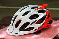 Велосипедный шлем Slanigiro red
