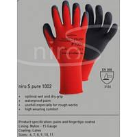 Защитная перчатка  с покрытием NIRO S PURE  1002(15 GG)