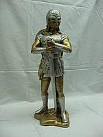 Статуэтка из гипса Рыцарь