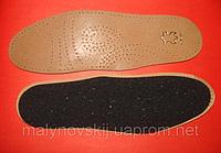 Стельки для обуви кожаные  Ortos W-01 S/KOMFORT