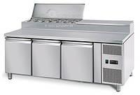 Саладетта / стол холодильный ZBS208N
