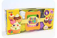 Набор для лепки Play-dough «Мороженое и пирожное»