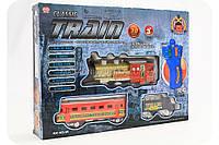 Железная дорога на р/у «Классический поезд» (свет, звук)