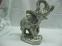 Статуэтка из гипса Слон индийский