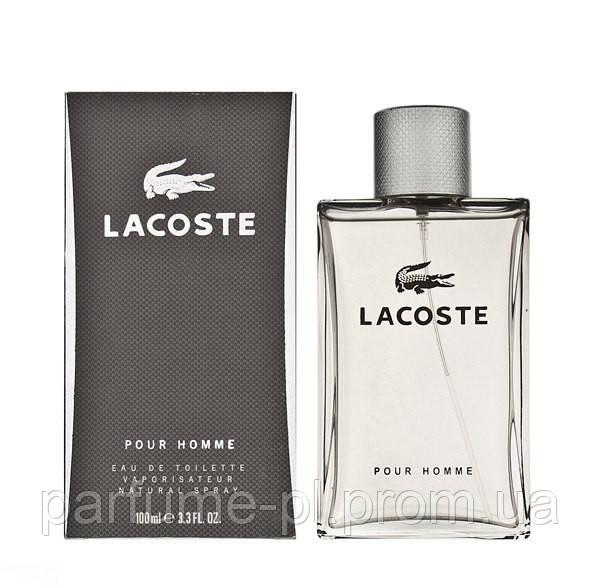 Lacoste Pour Homme - Lacoste ( мужская туалетная вода 100 мл ) RA57 -