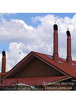 Установка дымоходных систем