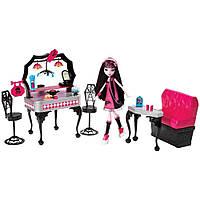 Набор Монстер Хай кукла Дракулаура и кафе( Закусочная), Monster High Die-Ner and Draculaura Playset and Doll.