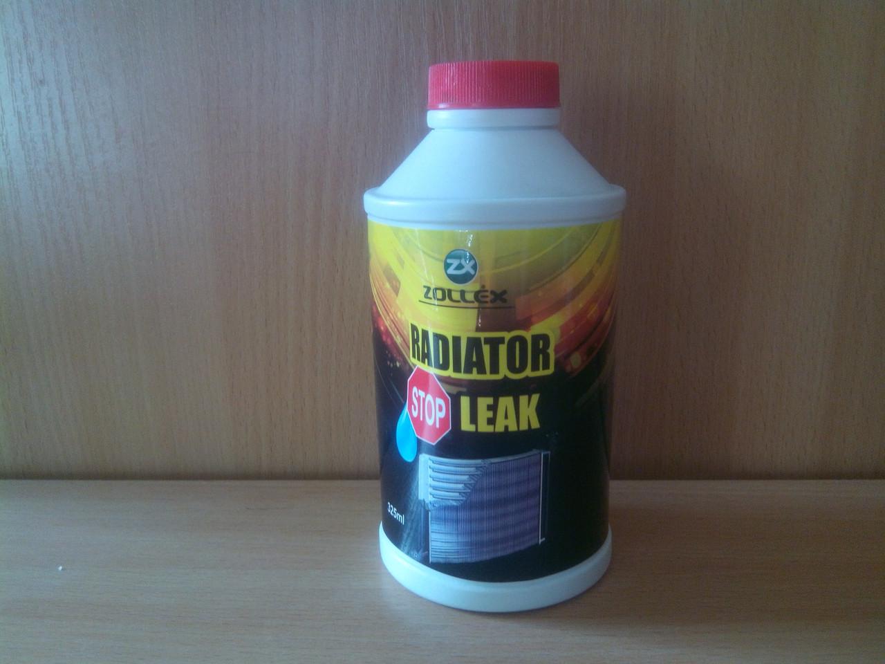 Герметик радиатора жидкий 325мл.