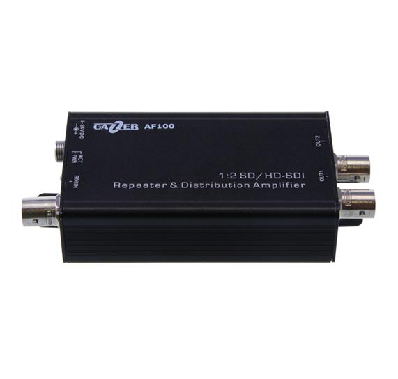 Усилитель ретранслятор HD-SDI сигнала Gazer AF100
