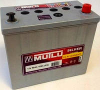 Аккумулятор 6СТ-55 Аз Евро Japon Silver Mutlu (Honda, 45й корпус) (237х127х201)(пр-во MUTLU)