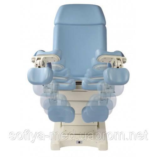 Гінекологічне крісло преміум класу JW-G2000