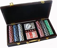 Покерные наборы / Рулетки