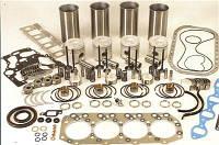 Запчасти на двигатель  Mitsubishi: S4E, S4E2, S4S, S4Q2, S6E , S6K, S6S, 4DQ5, 4DQ7, 4G63, 4G64, 6D16, 4D56