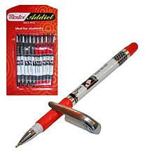 Ручка MONTEX ADDICT красная