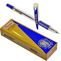 Ручка MONTEX HY-SLIM GRI, шариковая,  синяя