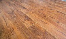 Ламинат Grun Holz Дуб Бавария темный, 33 класс, Германия, 2 м кв в пачке, фото 2