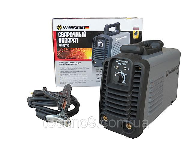 Сварочный инверторный аппарат WMaster MMA 295 PS