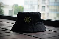 Панама Stone Island, шляпа мужская летняя панама