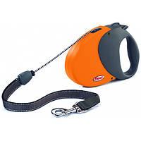 Рулетка Flexi Comfort  шнур для собак (5 м/20 кг)