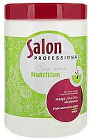 """Маска для укрепления волос """"Питательная"""" 1000мл Salon Professional"""
