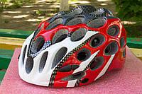 Шлем велосипедный Cosi red, фото 1