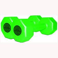 Гантели пластиковые цветные INTER ATLETIKA 3 кг