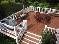 Деревянные террасы для дома и дачи