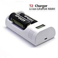 SoShine T2 - Зарядное устройство для Li-ion/LiFePO4/Ni-Mh, фото 1