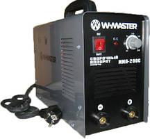 Сварочный инверторный аппарат WMaster MMA200