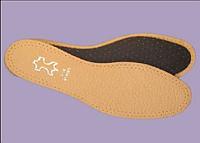 Стелька для обуви кожа Ortos W-02NP/E