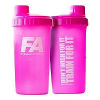 FA Neon Pink Shaker 700ml