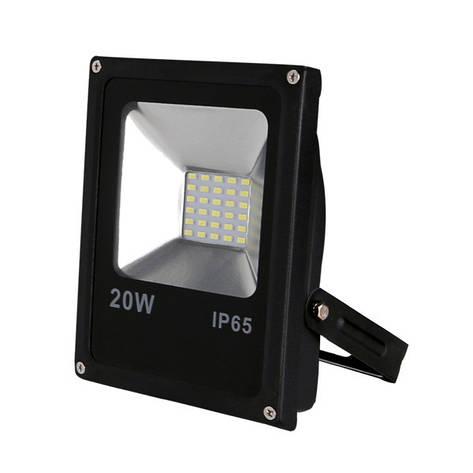 Прожектор светодиодный  LITEJET SL -20 6500 smd, фото 2