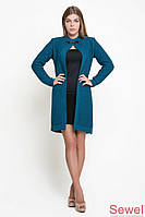 Длинная женская кофта весенняя (пальто)