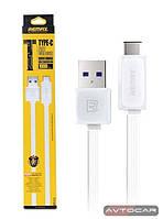 Кабель скоростной REMAX Fast Type-C ✓ Type-C ➲ USB ✓ цвет: белый