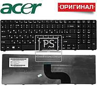 Клавиатура  для ноутбука ACER  TravelMate 7250, TravelMate 7551G, TravelMate 7552G,