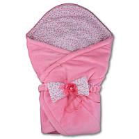 Теплый конверт-одеяло для новорожденного. (арт. 12-11)