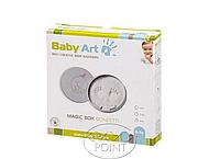Отпечаток в коробочке Baby Art Magic Box confetti, 1 шт, Baby Art