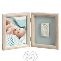 Двойная рамочка с отпечатком Baby Art Винтаж, 1 шт, Baby Art