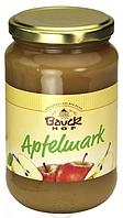 Яблочное пюре Apfelmark, 100% яблок, не подслащенное, 360 г, BAUCKHOF