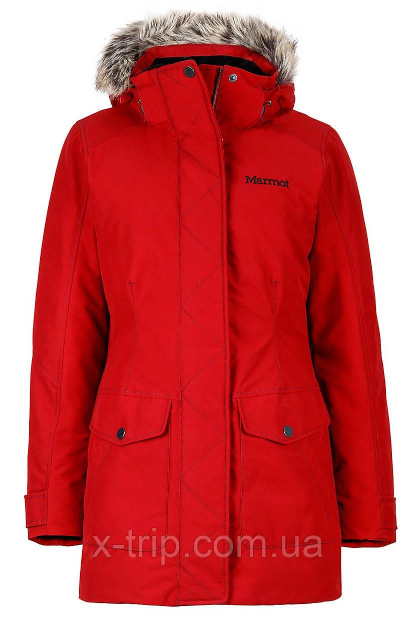 Пуховое пальто женское Marmot Wm's Geneva Jacket
