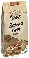 Хлеб цельнозерновой Крестьянский, смесь для выпечки, 500 г, BAUCKHOF