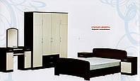 Абсолют Модерн спальня комплект 4Д  МДФ
