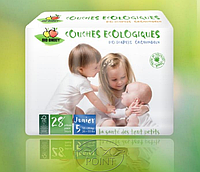 Одноразовые био-подгузники Junior, Bio Babby (12-25 кг), 28 шт., 28 шт, Bio Babby