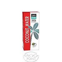 Органическая кокосовая вода (Natural  Coconut Water), 200 мл, Cocofina