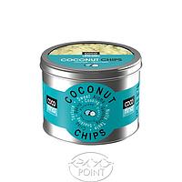Органические кокосовые Чипсы (Organic Coconut Chips), 250 г, Cocofina