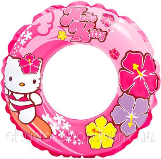 Круг 56210 (36шт) Hello Kitty, 61см, 6-10лет, в кор-ке, 19-13-2,5см