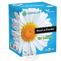 Стиральный порошок Royal Powder Baby, 1 кг, De La Mark, Royal Powder