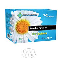 Стиральный порошок Royal Powder Baby, 500 г, De La Mark, Royal Powder